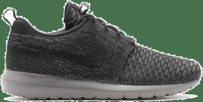 Nike Roshe Run Flyknit Midnight Fog 677243-001