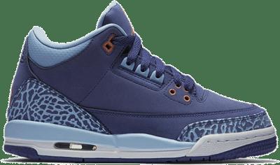 Jordan 3 Retro Purple Dust (GS) 441140-506