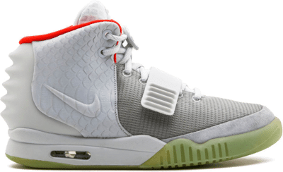 Nike Air Yeezy 2 Pure Platinum 508214-010