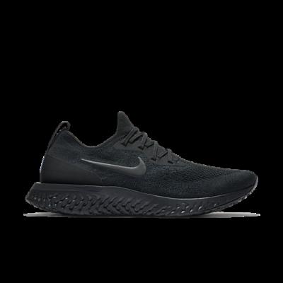 Nike Epic React Flyknit Triple Black AQ0067-003
