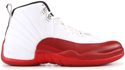 Jordan 12 Retro Cherry (2009) 130690-110