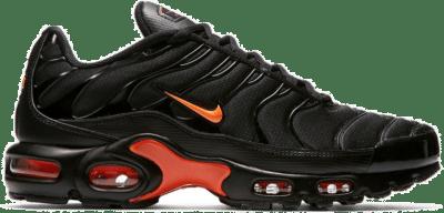 Nike Air Max Plus Black Orange AO9564-001
