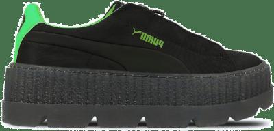 Puma Cleated Creeper Surf Rihanna Fenty Black Green (W) 367681-03