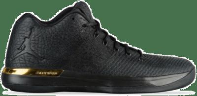 Jordan XXX1 Low Black Gold 897564-023