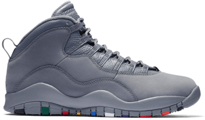 Jordan 10 Retro Cool Grey 310805-022