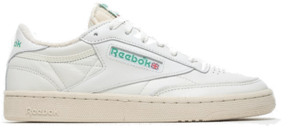 "Reebok W Club C 85 Vintage ""Chalk Green"" BS8242"