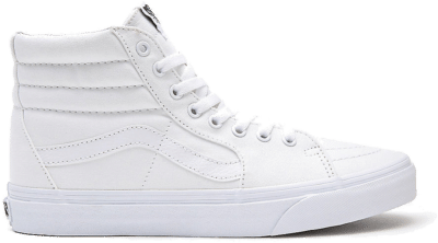 Vans Sk8-Hi True White Leather VN000D5IW00