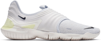 Nike Free RN Flyknit 3.0 Pure Platinum Luminous Green AQ5707-004