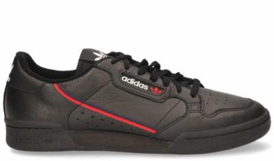 adidas Originals Continental 80 Black B41672