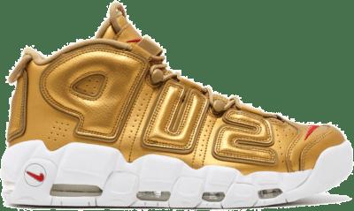 Nike Air More Uptempo Supreme 'Suptempo' Gold 902290-700