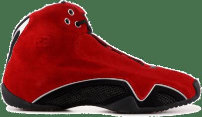 Jordan 21 OG Red Suede 313495-602