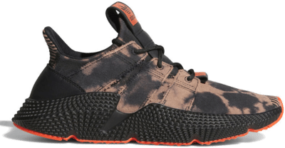 adidas Prophere Bleached Black Solar Red DB1982