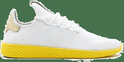 adidas Tennis HU Pharrell White Yellow BY2674