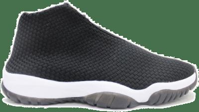 Jordan Future Black White 656503-010