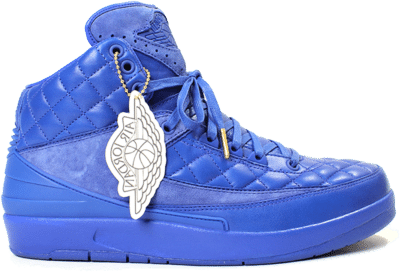 Jordan 2 Retro Just Don Blue 717170-405