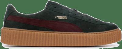 Puma Creepers Rihanna Fenty Suede Green (W) 361005-07