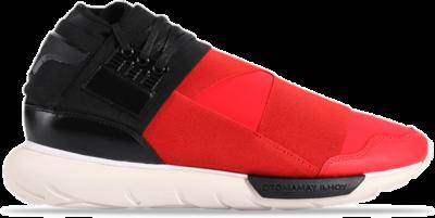 adidas Y3 Qasa High Red Black S83174
