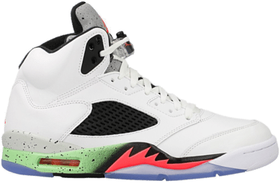 Jordan 5 Retro Poison Green 136027-115
