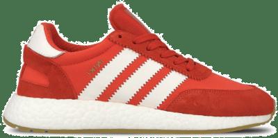 "Adidas Iniki Runner ""Red & White"" BB2091"