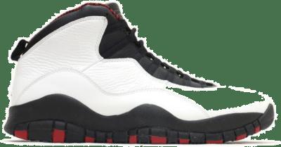 Jordan 10 Retro Chicago Bulls (2012) 310805-100