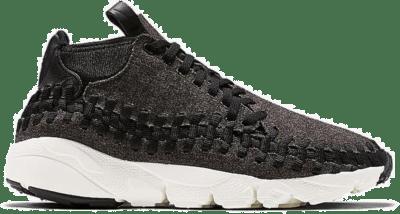 Nike Air Footscape Woven Chukka SE Black/Black-Ivory 857874-001