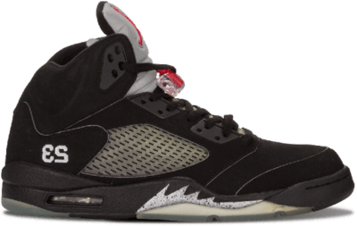 Jordan 5 Retro Black Metallic (2011) 136027-010