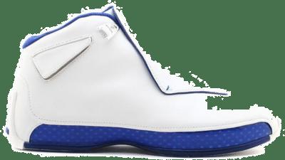 Jordan 18 OG White Sport Royal 305869-101