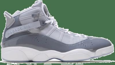 Jordan 6 Rings Grey 322992-015