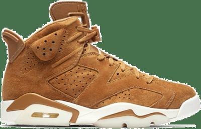 Jordan 6 Retro Brown 384664-705
