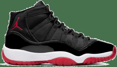 Jordan 11 Retro Playoffs Bred 2019 (GS) 378038-061