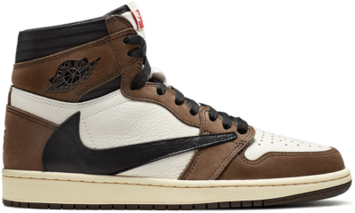 Jordan 1 Retro High Travis Scott CD4487-100