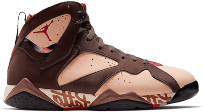 Jordan Brand Air Jordan 7 Retro x Patta Brown AT3375-200