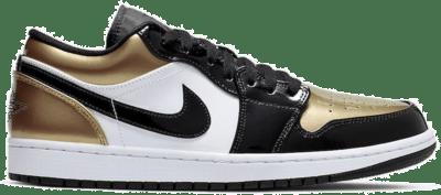 Jordan 1 Low Gold Toe CQ9447-700