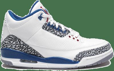 Jordan 3 Retro True Blue (2009) 136064-141
