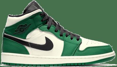 Jordan 1 Mid Pine Green 852542-301