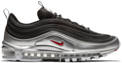 Nike Air Max 97 Silver Black AT5458-001