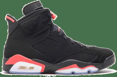 Jordan 6 Retro Black Infrared (2019) 384664-060