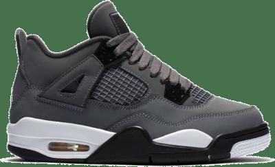 Jordan 4 Retro Cool Grey 2019 (GS) 408452-007