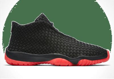 Jordan Future Premium Black 652141-023