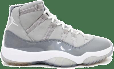 Jordan 11 Retro Cool Grey (2010) 378037-001