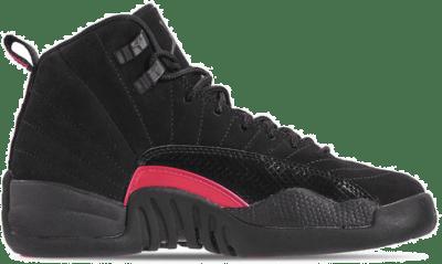 Jordan 12 Retro Black Rush Pink (GS) 510815-006