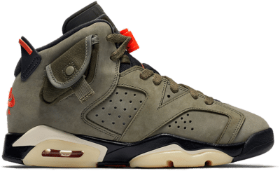 Jordan 6 Retro Travis Scott (GS) CN1085-200