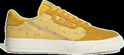 Adidas Arizona Continental Vulc Yellow  FV2709
