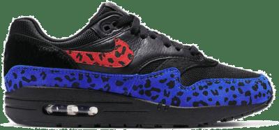 Nike Air Max 1 Black Leopard (W) BV1977-001