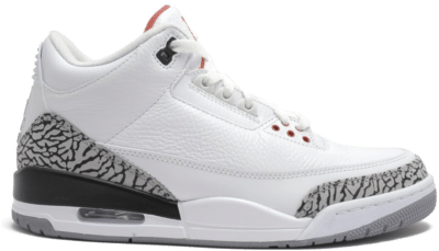 Jordan 3 Retro White Cement (2011) 136064-105