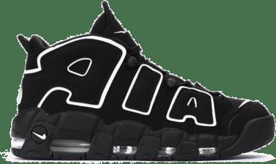 """Nike Air More Uptempo """"Black"""" 414962-002"""