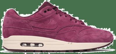 Nike Air Max 1 Bordeaux Desert Sand 875844-602