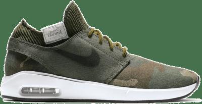 """Nike Skateboarding Air Max Janoski 2 Premium """"Iguana"""" AT5878-203"""