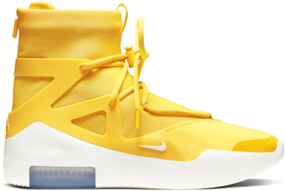 Nike Air Fear Of God 1 Yellow AR4237-700