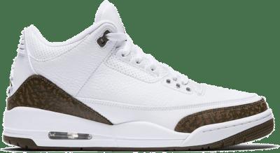Jordan 3 Retro Mocha (2018) 136064-122